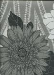 Paper & Ink Black & White Wallpaper BW20812 By Wallquest Ecochic For Today Interiors